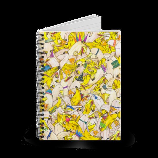 Banana Jam notebook